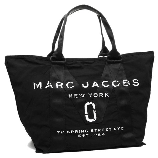 【24時間限定ポイント5倍】マークジェイコブス トートバッグ MARC JACOBS M0011223 001 レディース ブラック