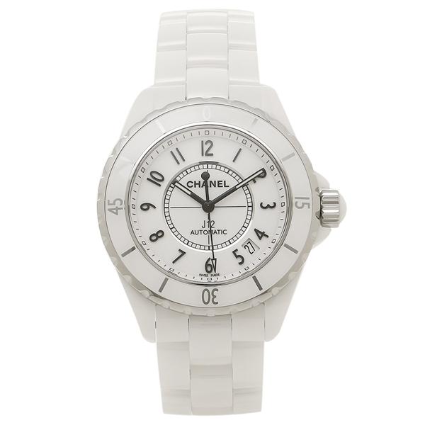 CHANEL 腕時計 シャネル H0970 シルバー レディース ホワイト