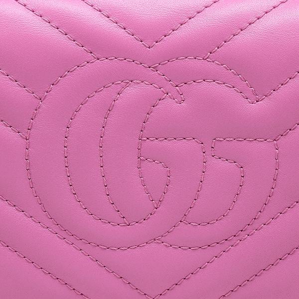 구찌장 지갑 GUCCI 443436 DRW1T 5554 핑크