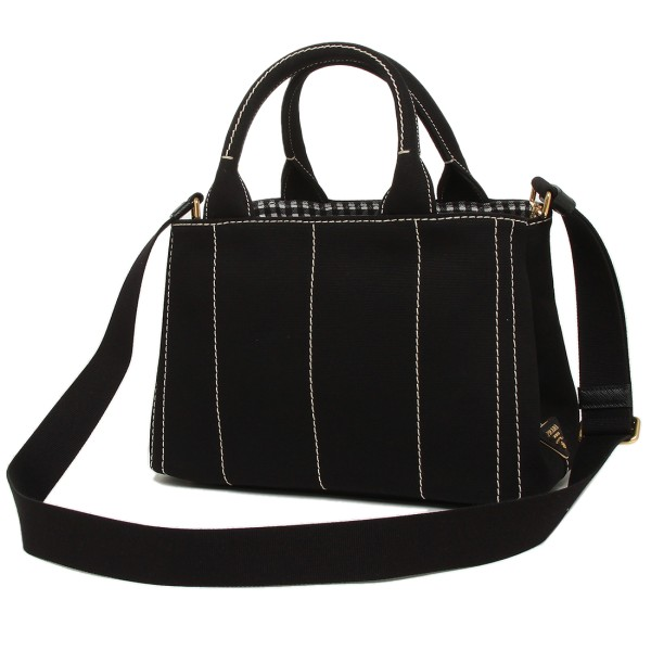 64ccc486795d Brand Shop AXES  Prada shoulder bag PRADA 1BG439 ZKI F0002 black ...