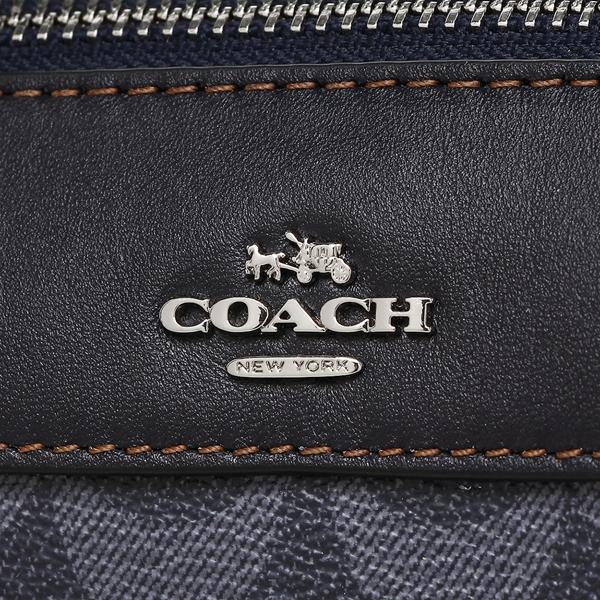 코치 숄더백 아울렛 COACH F57672 SVDE 네이비 레드