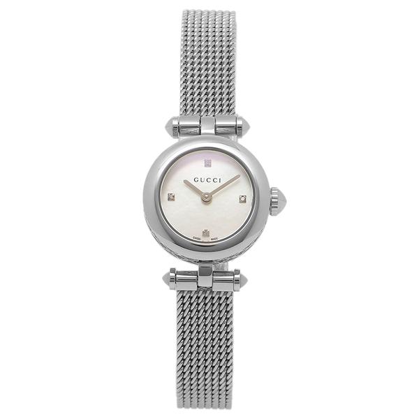 【返品OK】GUCCI 腕時計 レディース グッチ YA141512 シルバー