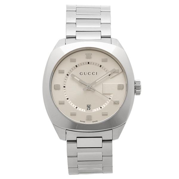 【返品OK】GUCCI 腕時計 レディース グッチ YA142308 シルバー