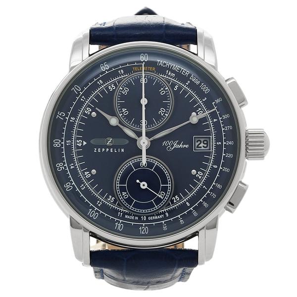 【返品OK】ZEPPELIN 腕時計 ツェッペリン 86703 ブルー