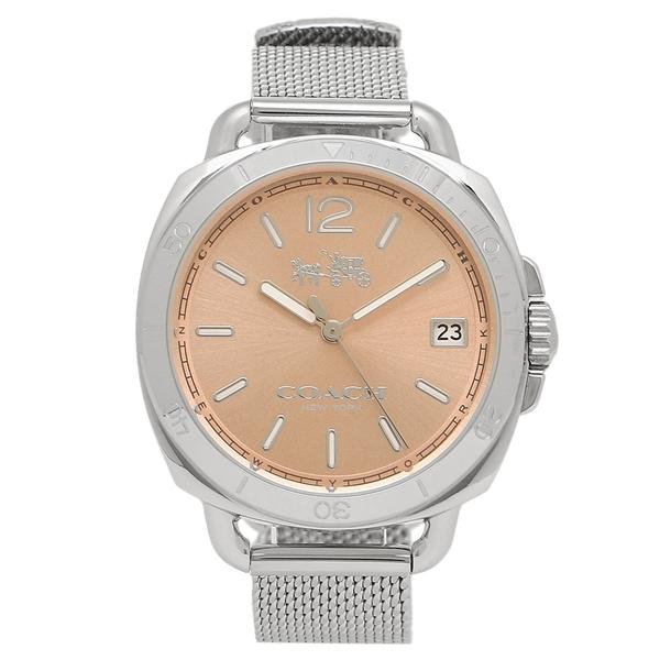 【返品OK】COACH 腕時計 レディース コーチ 14502635 シルバー ローズゴールド