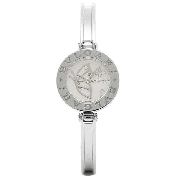 【期間限定ポイント5倍】BVLGARI 腕時計 レディース ブルガリ BZ22BDSS S ホワイト シルバー