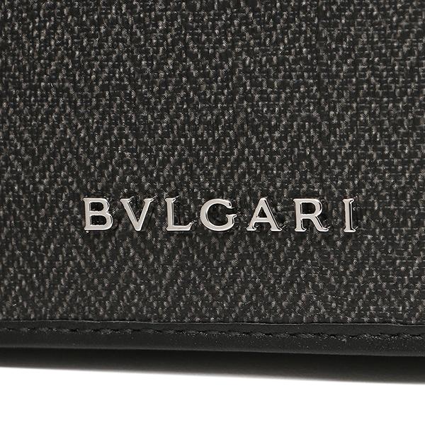 pretty nice 5d460 8cea2 ブルガリ 長財布 メンズ BVLGARI 32582 WEEKEND ブラック|ブランドショップ AXES