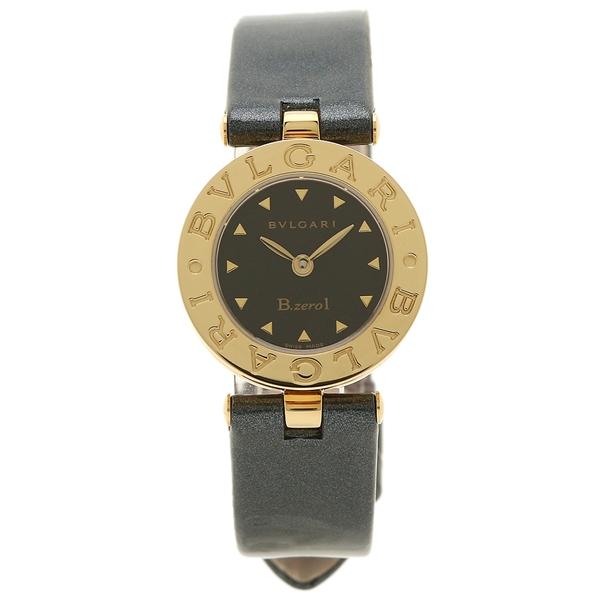 BVLGARI 腕時計 レディース ブルガリ BZ22BGL ブラック ゴールド グリーン