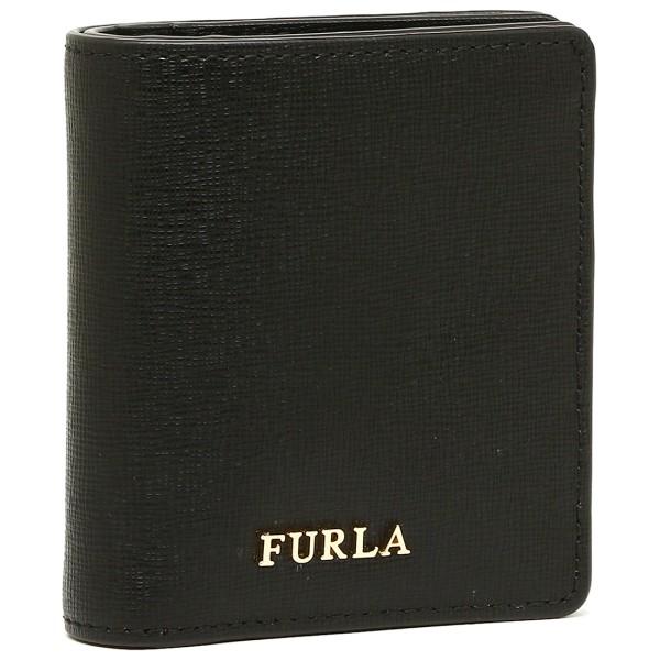【4時間限定ポイント10倍】フルラ FURLA 折り財布 レディース 870999 PR74 B30 O60 ブラック