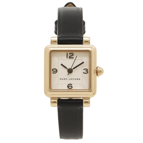 MARC JACOBS 腕時計 マークジェイコブス MJ1545 ホワイト レディース ゴールド ブラック