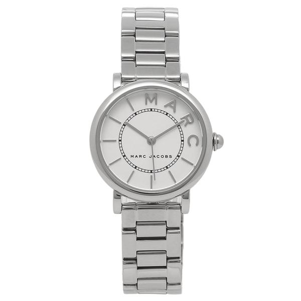 【24時間限定ポイント5倍】MARC JACOBS 腕時計 マークジェイコブス MJ3525 レディース ホワイト シルバー