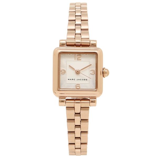 MARC JACOBS 腕時計 マークジェイコブス MJ3530 レディース ホワイト ゴールド