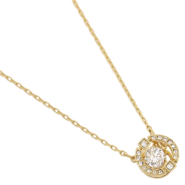 b36e9c72b Brand Shop AXES: Swarovski necklace SWAROVSKI 5284186 yellow gold ...