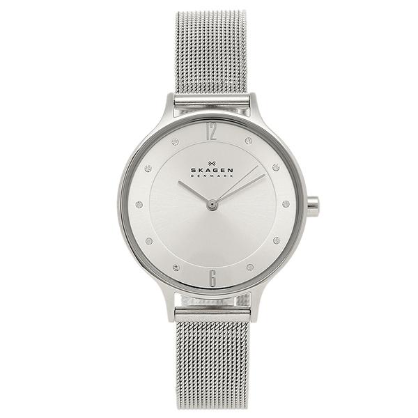 スカーゲン SKAGEN 腕時計 時計 SKW2149 MESH ステンレスメッシュ ウォッチ シルバー