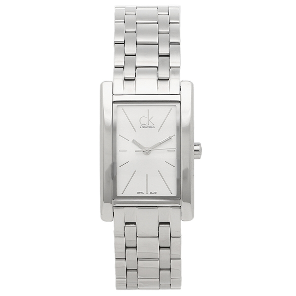 CALVIN KLEIN レディース 腕時計 カルバンクライン K4P23146 シルバー