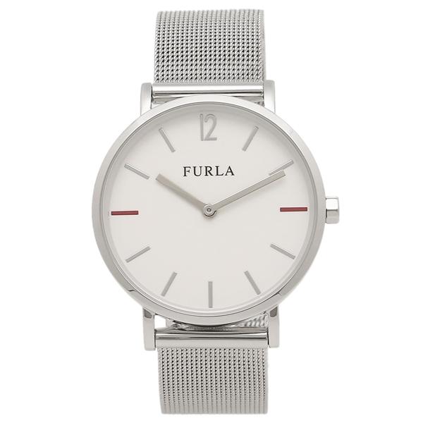 【4時間限定ポイント10倍】FURLA 腕時計 レディース フルラ R4253108503 899474 W493 MT0 Y30 シルバー ホワイト