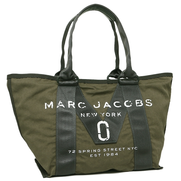 Mark Jacobs Tote Bag Marc M0011222 313 Is Khaki