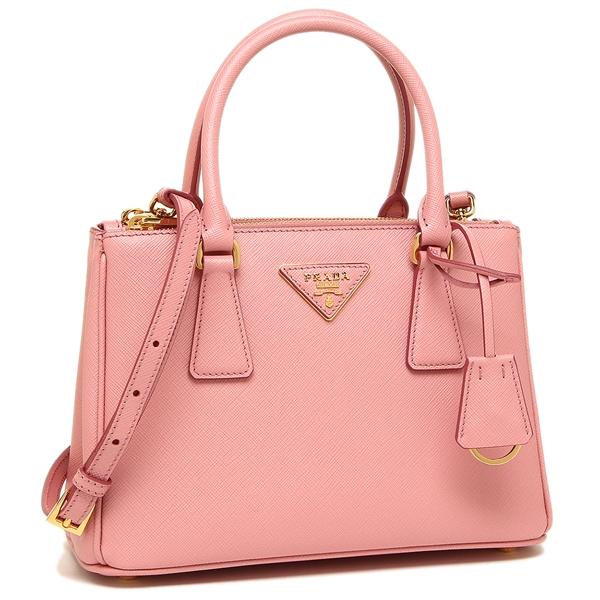 Prada Lady S Shoulder Bag 1ba896 Nzv F0442 Pink