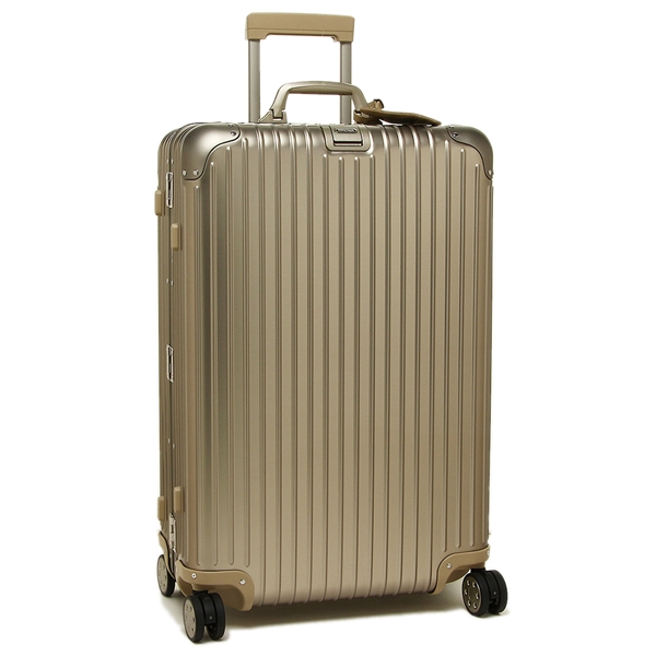 【2時間限定ポイント10倍】リモワ レディース/メンズ スーツケース RIMOWA 924.70.03.5 ゴールド