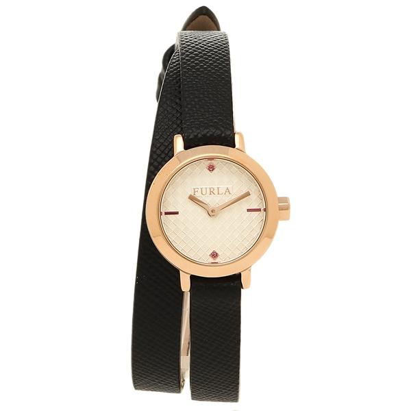 フルラ 腕時計 レディース FURLA R4251107501 899510 ブラック/ゴールド/ホワイト, チュウナンチョウ 803dc36c