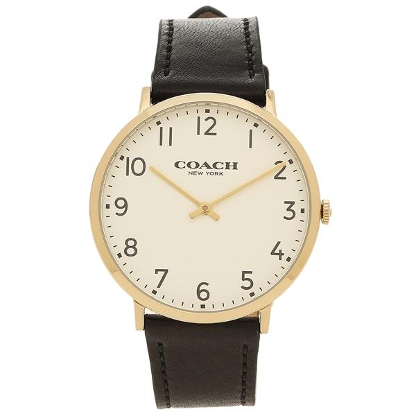 【4時間限定ポイント10倍】コーチ 腕時計 レディース COACH 14602125 ブラック/ホワイト