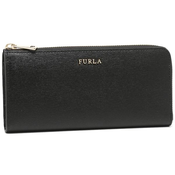 【4時間限定ポイント10倍】フルラ 長財布 レディース FURLA 907862 PS13 B30 O60 ブラック