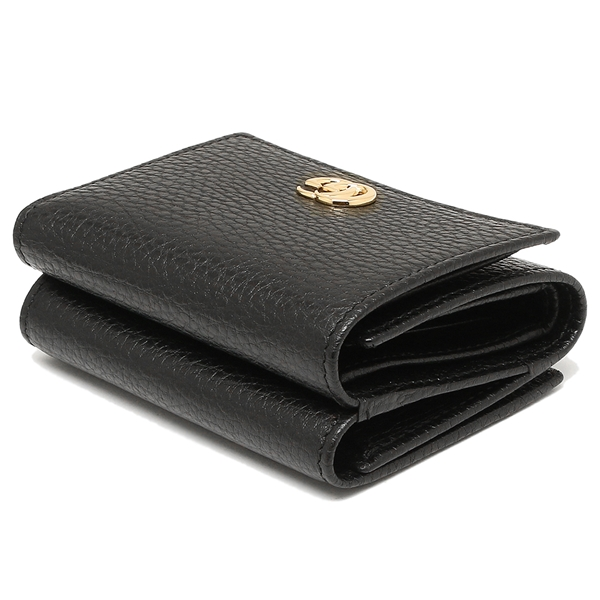 best sneakers cbd72 a75ac Gucci fold wallet Lady's GUCCI 474746 CAO0G 1000 black