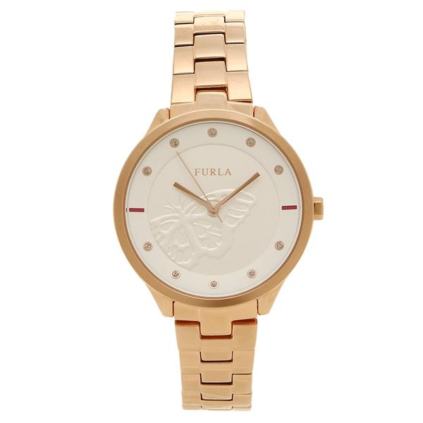 【72時間限定ポイント10倍】【返品OK】フルラ 腕時計 レディース FURLA 899496 W495 MSE 00Z CGD イエローゴールド