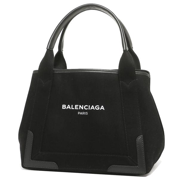 バレンシアガトートバッグレディース BALENCIAGA 339933 9DH1N 1090 black white