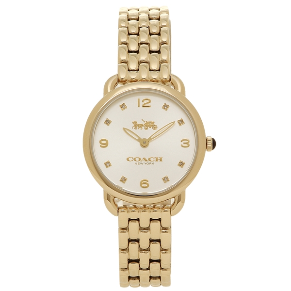 コーチ 腕時計 レディース COACH 14502782 イエローゴールド