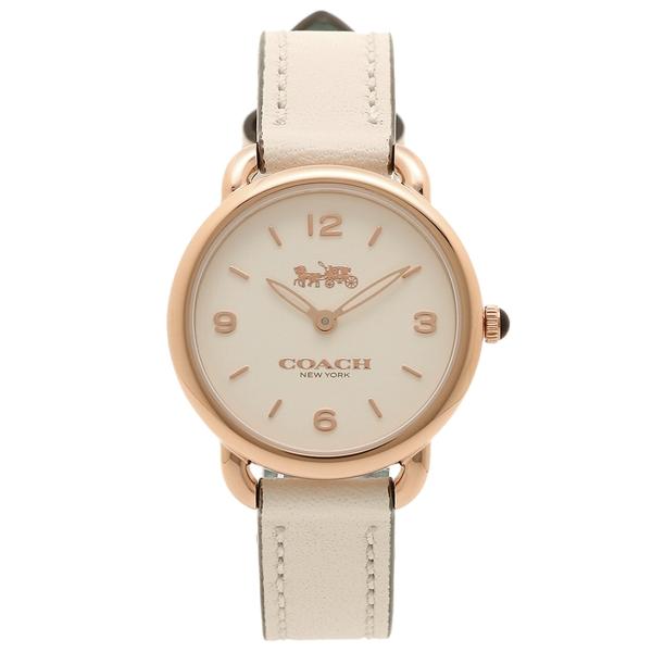 【9時間限定ポイント10倍】【返品OK】コーチ 腕時計 レディース COACH 14502790 W1241 ホワイト ゴールド