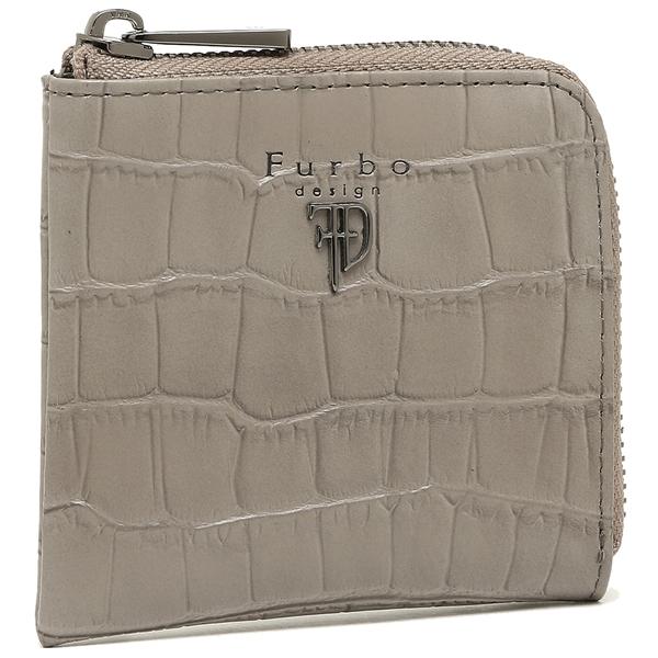 フルボデザイン 財布 メンズ Furbo design FRB-123 グレー