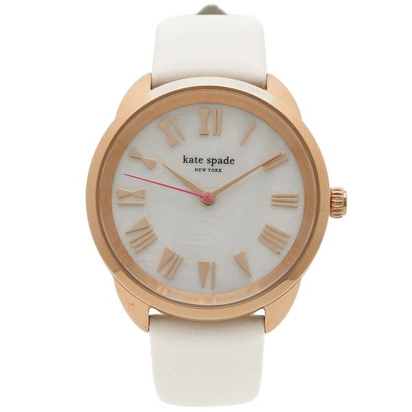 ケイトスペード 腕時計 レディース KATE SPADE KSW1283 ローズゴールド ホワイト