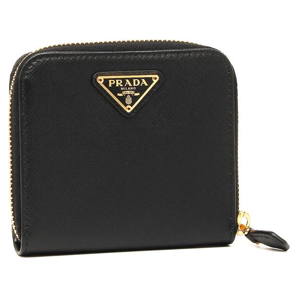 4ba688869ae009 ... amazon prada fold wallet ladys prada 1ml522 qhh f0002 black 8ef9a cb122