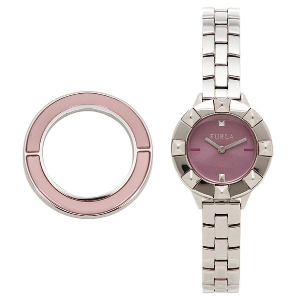 【24時間限定ポイント5倍】フルラ 腕時計 レディース FURLA R4253109509 シルバー ライラックパープル