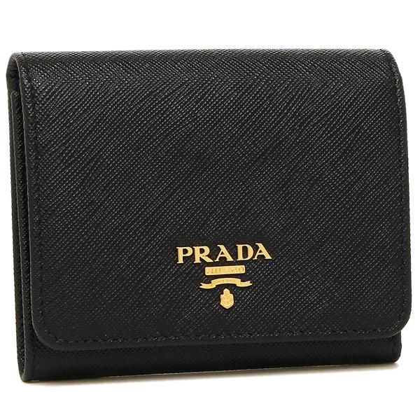a70cd4a8bca1 Brand Shop AXES: Prada fold wallet Lady's PRADA 1MH176 QWA F0002 ...