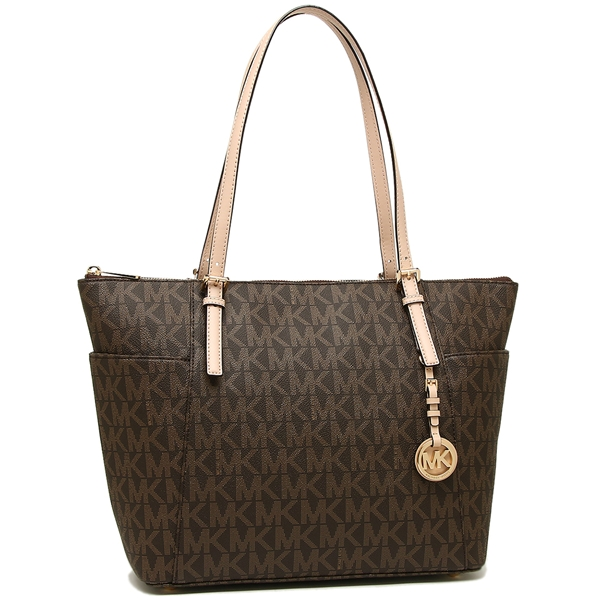 Michael Kors Tote Bag Outlet Lady S 35f6gttt9b Brown