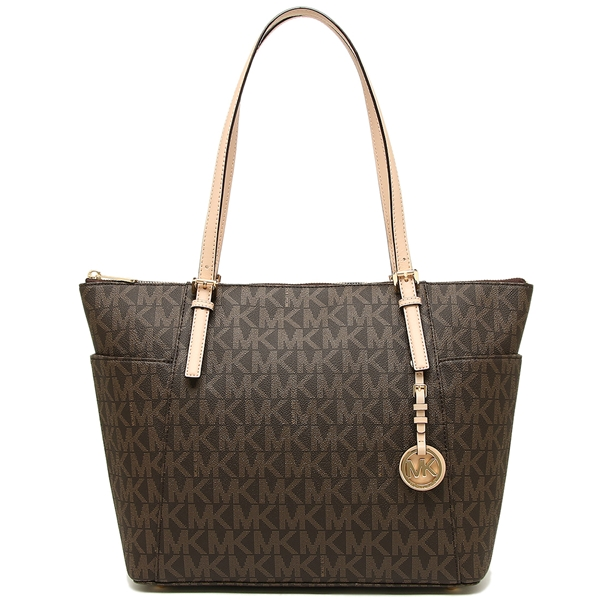 Michael Kors Tote Bag Outlet Lady S 35f6gttt9b Brown