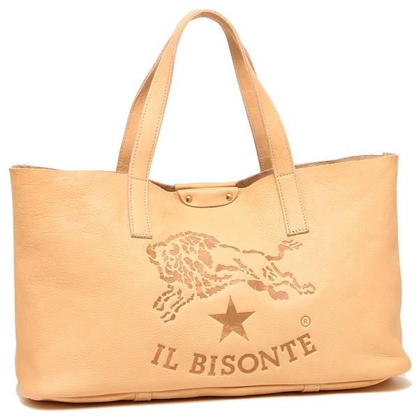 イルビゾンテ トートバッグ レディース IL BISONTE A2666 P 120 ナチュラル