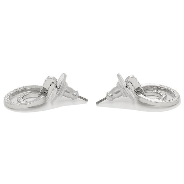 eae618943 ... Swarovski pierced earrings accessories lady's SWAROVSKI 5349203 silver  clear ...