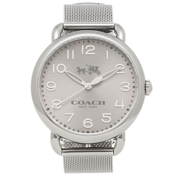 【4時間限定ポイント5倍】コーチ 腕時計 レディース COACH 14502666 グレー