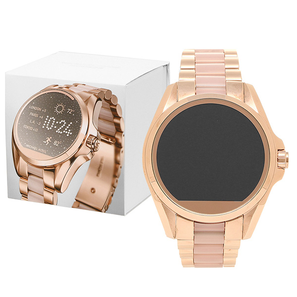 rose and gold overstock silver skylar jewelry s product shipping watches today women womens watch tone michael kors free