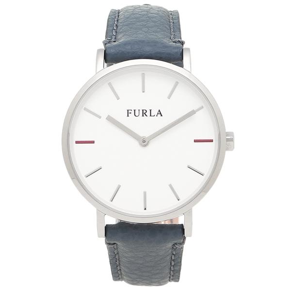 【返品OK】フルラ 腕時計 レディース FURLA R4251108507 899478 W493 WU0 DOL シルバー ブルー ホワイト