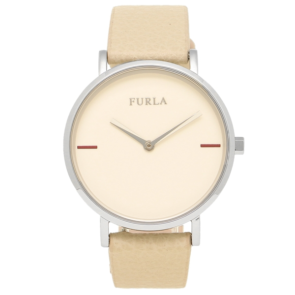 【2時間限定ポイント10倍】フルラ 腕時計 レディース FURLA R4251108527 944156 W506 VIT G04 AF0 ライトベージュ シルバー