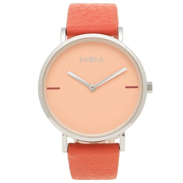 フルラ 腕時計 レディース FURLA R4251108522 944160 W506 VIT G04 MQW マンゴーオレンジ シルバー