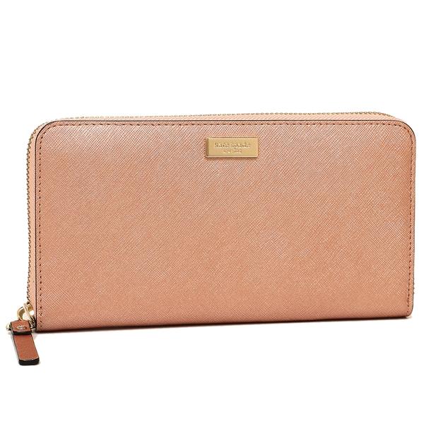 2c8500f775d Kate spade long wallet outlet Lady s KATE SPADE WLRU2669 717 Rose gold