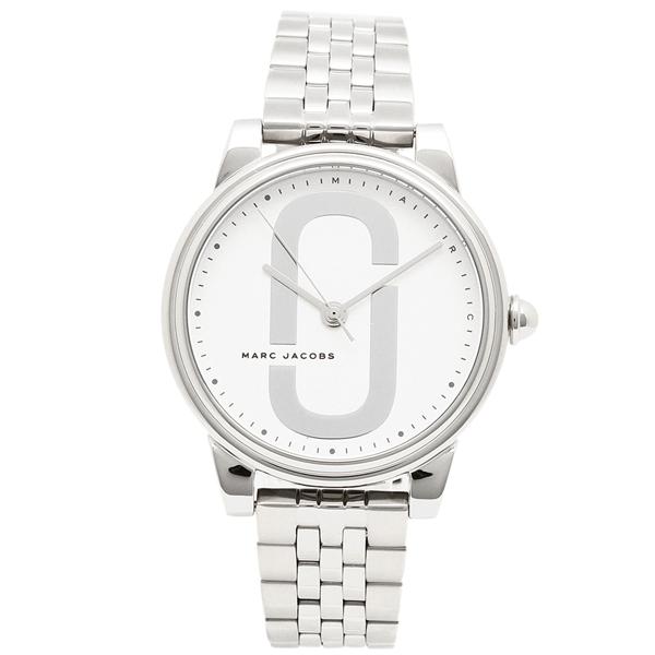 【4時間限定ポイント5倍】マークジェイコブス 腕時計 レディース MARC JACOBS MJ3559 シルバー