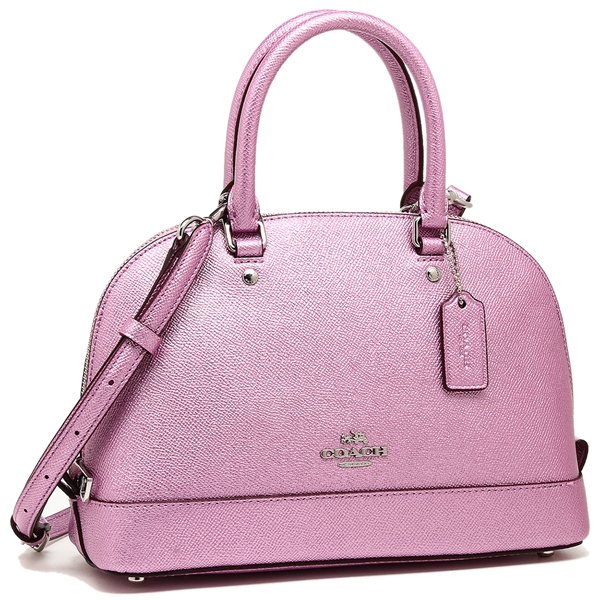 e7483680f29a Coach handbag shoulder bag outlet Lady s COACH F22315 SVMP3 metallic purple