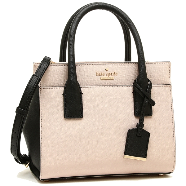 f814069f9a Kate spade handbag shoulder bag Lady s KATE SPADE PXRU6669 913 pink beige    black