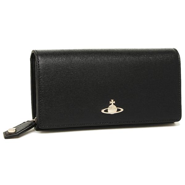cheaper e3d28 3cdfe Vivien waist Wood wallet Vivienne Westwood long wallet Vivien 1032 SAFFIANO  サフィアーノ